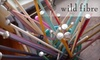Wild Fibre - Historic District - North: $17 for Beginning Knit or Beginning Scarf Class at Wild Fibre ($35 Value)