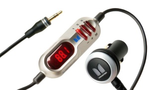 Monster Radioplay 300 Universal Full-spectrum Fm Transmitter