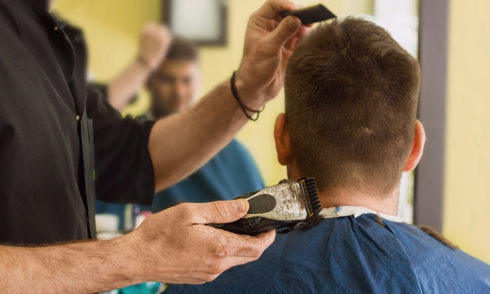 Stroke Zero Men's Groomers - Downtown / Harbor / Post Road South: $18 for $35 Worth of Services — Stroke Zero