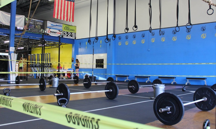 CrossFit Storm - Flamingo Park Of Commerce: One or Two Months of Unlimited CrossFit Classes at CrossFit Storm (Up to 70% Off)
