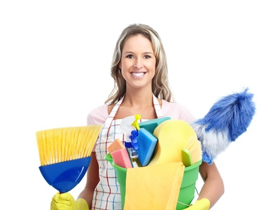 One Hour of Cleaning Services from 813 Maids (61% Off)