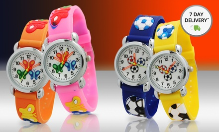 Kids' Watches. Multiple Styles Available. Free Returns.