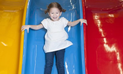 image for Indoor Soft Play Entry Plus Drinks for Two or Four Children at Fantastic Kids Play (Up to 65% Off)
