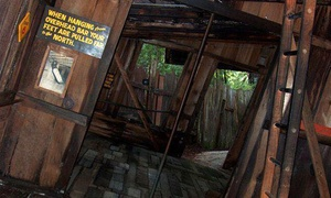 Confusion Hill: Admission to Gravity House for Two or Four at Confusion Hill (Up to 52% Off)