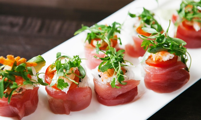 Bamboo House Asian Bistro - Temecula: $24 for $40 Worth of Asian Fusion Cuisine and Drinks at Bamboo House Asian Bistro