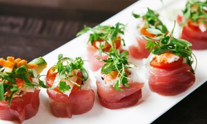 Bamboo House Asian Bistro: $24 for $40 Worth of Asian Fusion Cuisine and Drinks at Bamboo House Asian Bistro