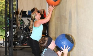 Crossfit east coast: Eight Weeks of Unlimited Strength and Conditioning Classes from CrossFit East Coast (45% Off)