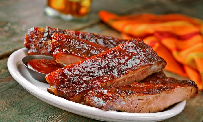 Bodacious Barbeque - Clubview: Barbecue at Bodacious Barbeque (40% Off).