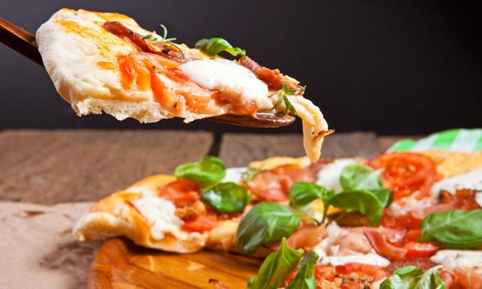 Les Folies - Pizzeria Le Folies: Menu con pizza d'asporto e birra o bibita da 9,90 €