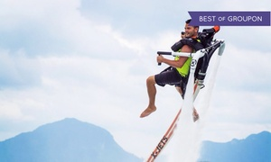 Jetpack America: Jetpack-Flight Lesson or Kids Tandem Jetpack Experience for One, Two, or Four at Jetpack America (Up to 67% Off)
