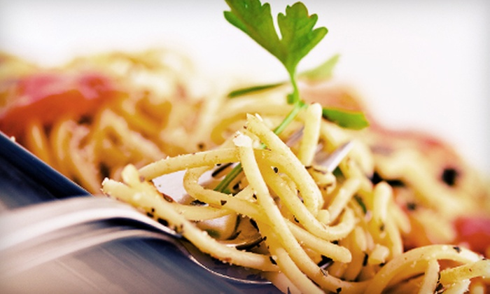 Amici's Italian Restaurant - Downtown Indianapolis: $15 for $30 Worth of Italian Food and Drinks at Amici's Italian Restaurant