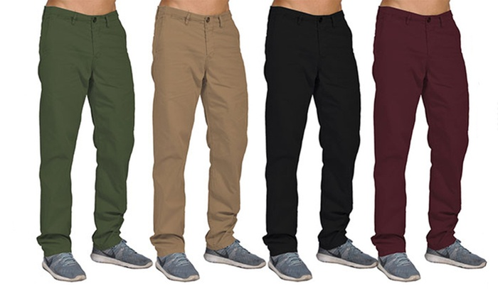 Men's Dirty Robbers Chinos