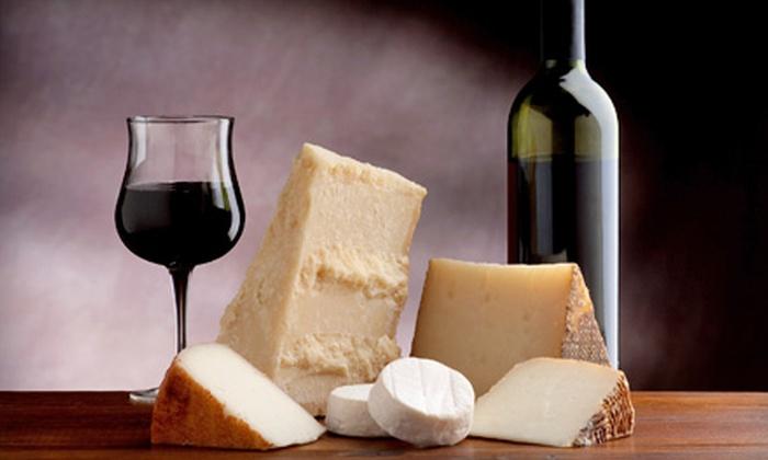 The Half Moon Bay Wine & Cheese Company - Half Moon Bay: $12 for $24 Worth of Goods at The Half Moon Bay Wine & Cheese Company