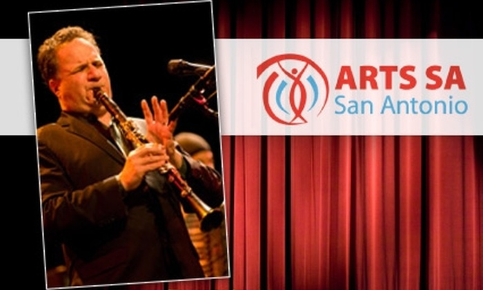 David Krakauer's Acoustic Klezmer Project in Concert - Downtown: $10 for One Ticket to David Krakauer's Acoustic Klezmer Project in Concert ($20 Value)