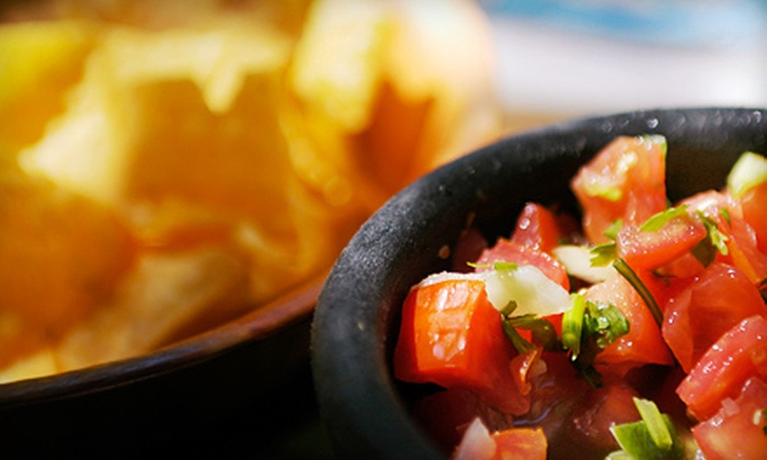 Loco Burro - Gatlinburg: Tex-Mex Meal for Two or Four at Loco Burro in Gatlinburg (Up to 55% Off)