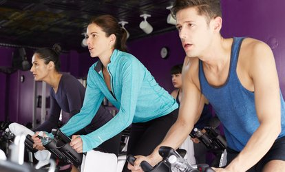 Five, Ten, or Twenty Indoor <strong>Cycling</strong> or Yoga Classes at Everybody's Fitness Center