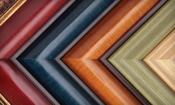 Artistic Frameworks - 400 West: $70 for $150 Worth of Custom Framing at Artistic Frameworks