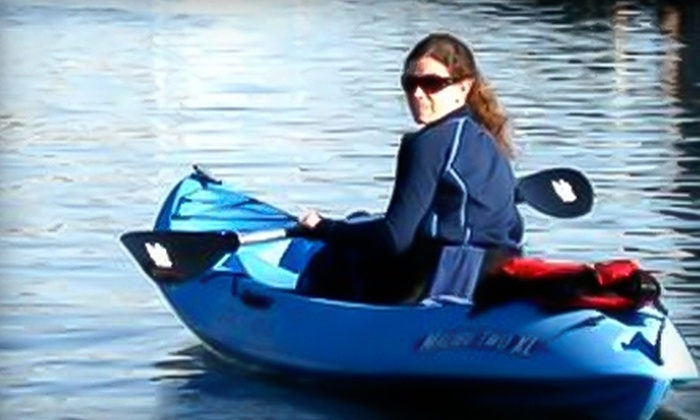 Kayak Annapolis - Annapolis: $32 for a Two-Hour Kayak Tour from Kayak Annapolis (Up to $65 Value)