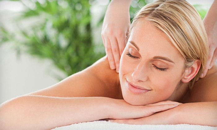 The Massage Lounge - Pheobus: Relaxation Massage or Swedish Massage with Body-Glow Treatment at The Massage Lounge in Hampton (Up to 63% Off)