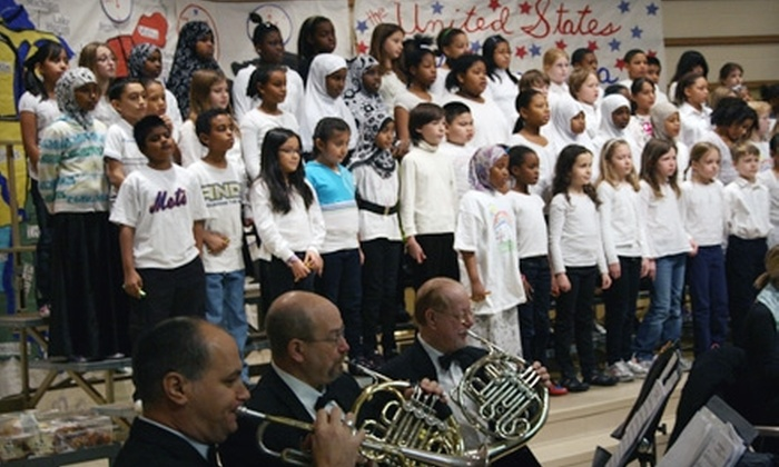 Minnesota Sinfonia: Donate $9 to Help Fund Musical Education in Elementary Schools with the Minnesota Sinfonia