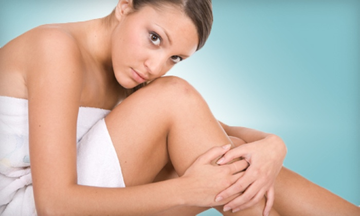 Medspa909 and Remi St. John Medspa and Clinic - Multiple Locations: Six Laser Hair-Removal Treatments for a Small, Medium, or Large Area. Two Locations Available.