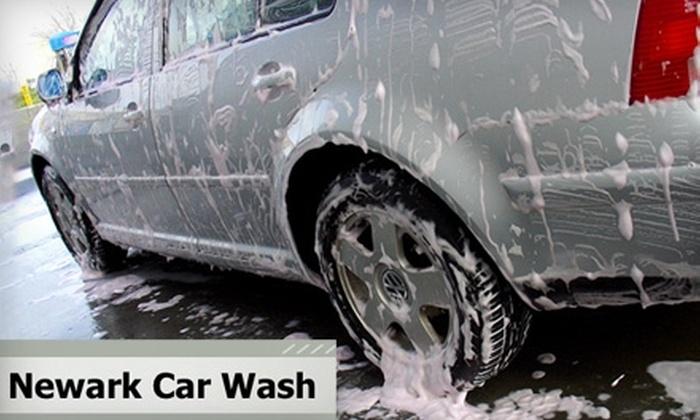 Newark Car Wash - Newark: $6 for a Premium Touch-Free Car Wash at Newark Car Wash ($12 Value)