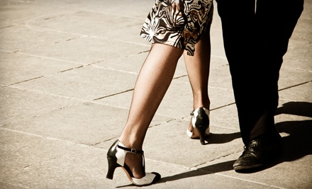 1 Month of Group Dance Classes - Ballroom in Motion in Augusta