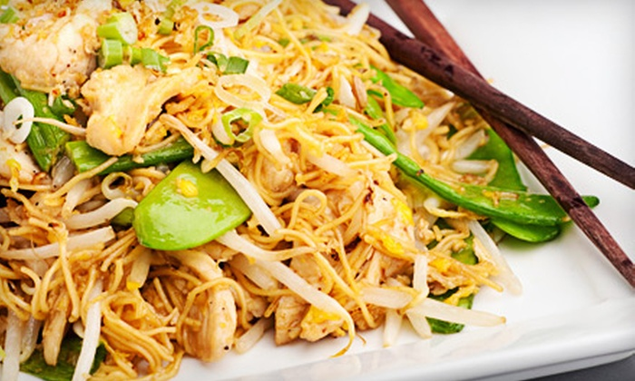 Nodus Noodles and Rice - New York City: $15 for $35 Worth of Thai Fare at Nodus Noodles & Rice in Sunnyside