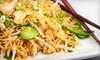57% Off Thai Fare at Nodus Noodles & Rice in Sunnyside
