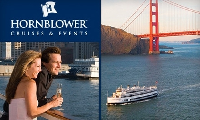 Hornblower Cruises & Events - Hunters Point: $35 for a Champagne-Brunch Cruise from Hornblower Cruises & Events ($76 Value)