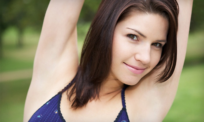 Douglas Carroll Salon and Med Spa - North Raleigh: Laser Hair Removal at Douglas Carroll Salon and Med Spa (Up to 88% Off). Six Options Available.