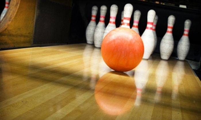 Buffaloe Lanes - Multiple Locations: $11 for Four Games of Bowling and Two Shoe Rentals at Buffaloe Lanes (Up to $24 Value)