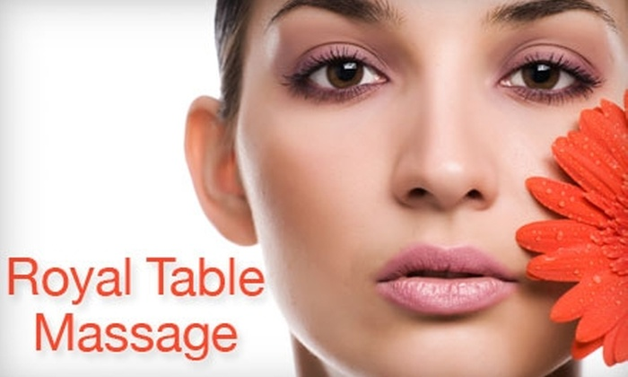 Royal Table Massage Therapy, LLC - Sioux Falls: Your Choice of Facial at Royal Table Massage Therapy, LLC. Choose Between Two Options.