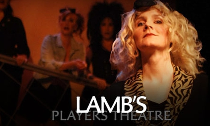 """Lamb's Players Theatre - Marina: $29 for Ticket to """"Mixtape: The Greatest Hits of the 80s - Live!"""" Presented by Lamb's Players Theatre at the Horton Grand Theatre"""