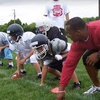 Half Off Two-Day Football Camp in Norwalk