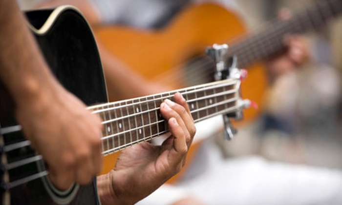 BWest Guitar Lessons - New Southside: 5 or 10 30-Minute, Private Guitar Lessons from BWest Guitar Lessons (Up to 61% Off)