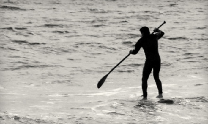 Lakota Guides - Edwards: Paddleboard Rental or Instruction from Lakota Guides in Vail. Two Options Available.