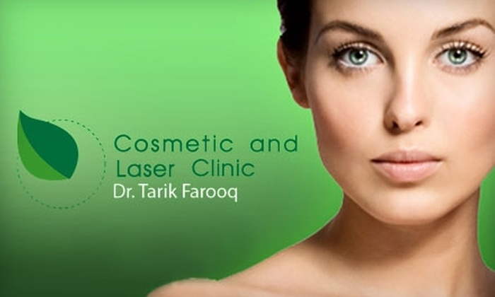 Cosmetic and Laser Clinic - Barrie: $135 for Three Facial Chemical Peel Treatments at Cosmetic and Laser Clinic ($339 Value)