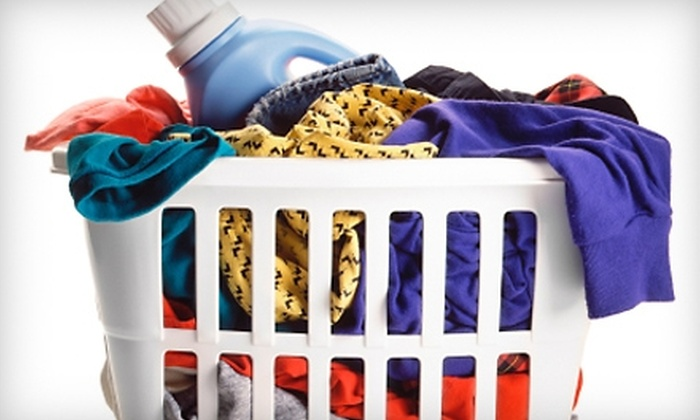 Laundry Ladies - San Elijo Hills: $25 for $50 Worth of Laundry Service, Including Pickup and Delivery, from Laundry Ladies