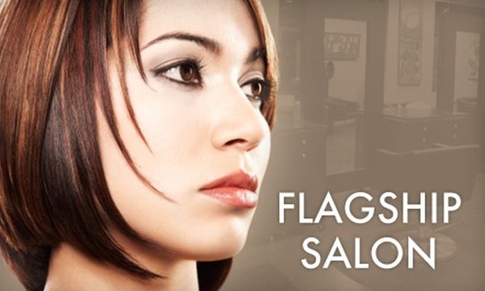Flagship Salon - Eden Prairie: $25 for $50 Worth of Salon Services at Flagship Salon in Eden Prairie