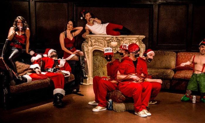 Holiday Hangover feat. Rhymin' N' Stealin' Beastie Boys Tribute - House of Blues Dallas: Holiday Hangover feat. Rhymin' N' Stealin' Beastie Boys Tribute at House of Blues Dallas (Up to 48% Off)