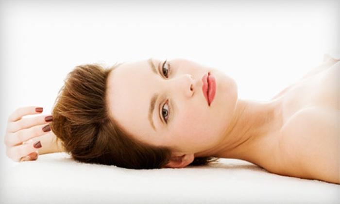 Glitz Salon - Multiple Locations: $40 for $100 Worth of Beauty Services at Glitz Salon