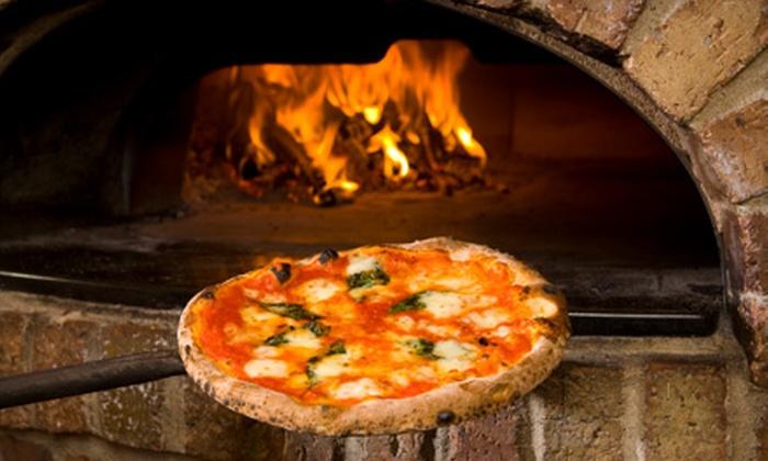 La Villa Pizzeria - Park Slope: $15 for $30 Worth of Wood-Fired Pizza and Italian Fare at La Villa Pizzeria in Park Slope
