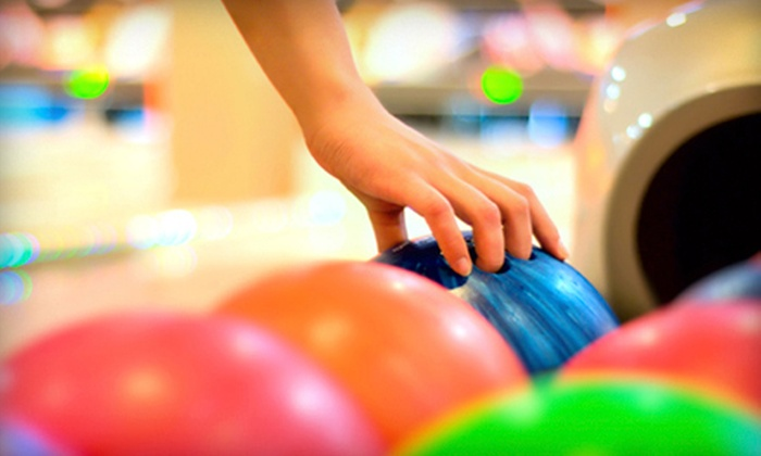 Country Club Lanes West - Burlington: $18 for Two Hours of Bowling and Shoe Rental for Four at Country Club Lanes West (Up to $49 Value)