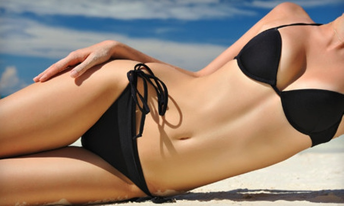 Lifetime Tans - Parker: One or Three Custom Airbrush Tans at Lifetime Tans in Parker (Up to 57% Off)