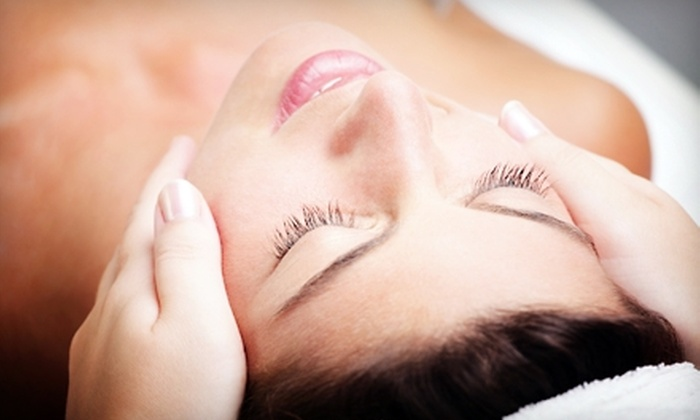 Impressions Day Spa - Islington - City Centre West: $49 for a One-Hour Massage and One-Hour Facial at Impressions Day Spa in Mississauga (Up to $144 Value)