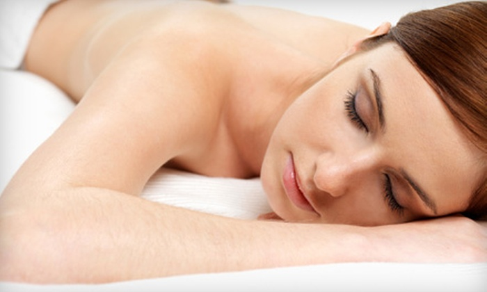 Massage RX - Centerville: $39 for a Full-Body and Thai Foot Massage or Foot Scrub at Massage RX ($80 Value)