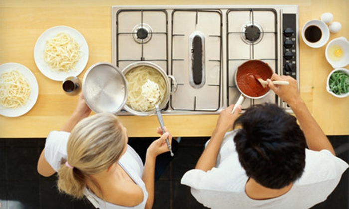 Trinity Health - El Paso: Healthful Cooking Class with Six-Course Meal for One or Two from Trinity Health (Up to 61% Off)