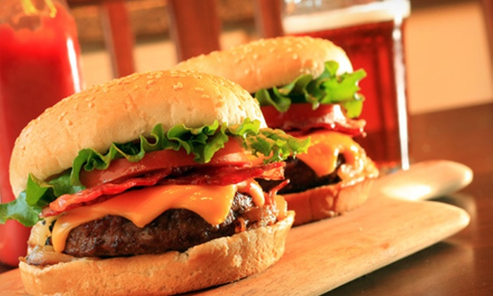 Wash Park Sports Alley - Country Club: $12 for $25 Worth of Sports-Bar Food and Drinks at Wash Park Sports Alley