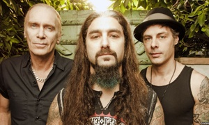 The Winery Dogs: The Winery Dogs on November 8 at 8 p.m.